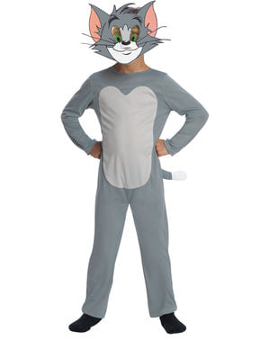 Costume di Tom classic per bambino - Tom e Jerry