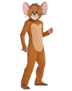 Klassiek Jerry kostuum voor kinderen- Tom & Jerry