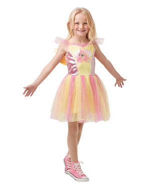 लड़कियों के लिए फ्लुटरेशी पोशाक - माई लिटिल पोनी