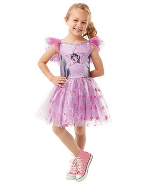 लड़कियों के लिए गोधूलि स्पार्कल पोशाक - मेरी छोटी टट्टू