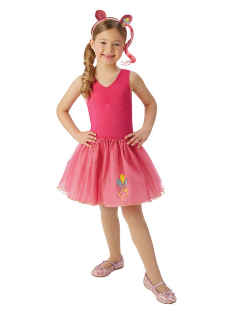 Pinkie Pie costume kit for girls - My Little Pony