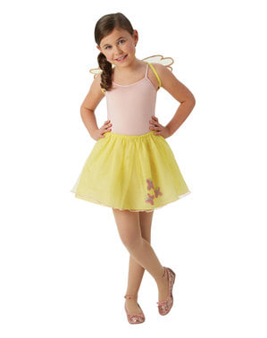 लड़कियों के लिए फ्लुटरेशी पोशाक किट - माई लिटिल पोनी