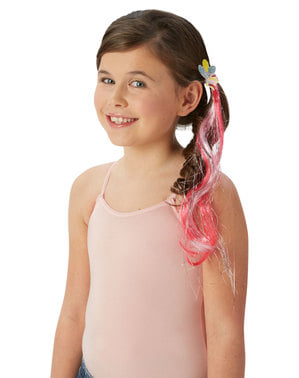 Extensão de cabelo Pinkie Pie - Meu Pequeno Pónei