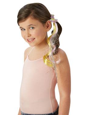 Fluttershy hiustenpidennykset - My Little Pony