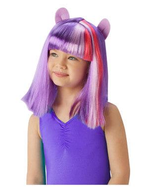Perruque Twilight Sparkle-My Little Pony