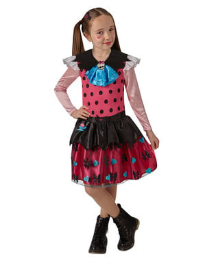 Welcome to Monster High - Draculaura kostume til piger
