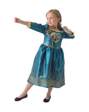 Dívčí kostým Merida Love Heart