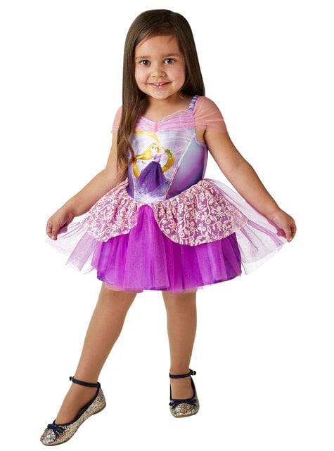 Rapunzel Ballerina costume for girls