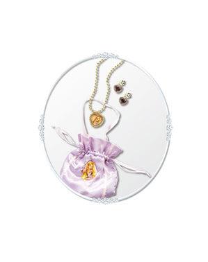Rapunzel mücevherat seti