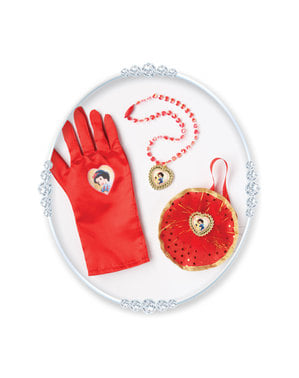 Snow White accessories kit