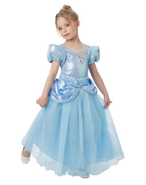 Premium Assepoester kostuum voor meisjes