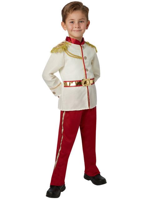 Chlapecký kostým Princ - Popelka