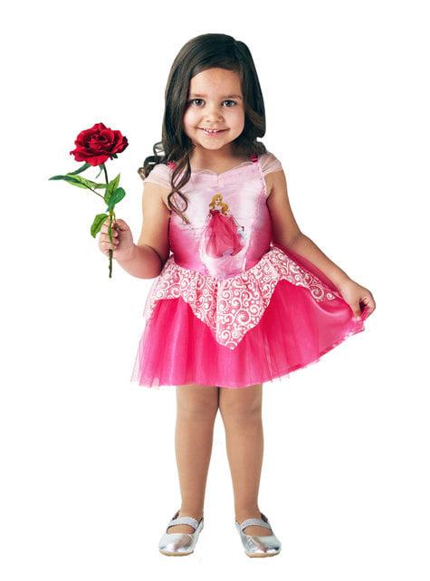 Disfraz de Bella Durmiente Ballerina para niña