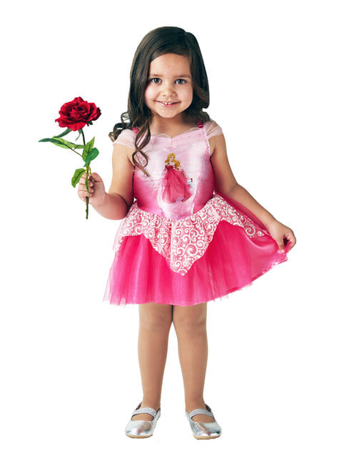 Dívčí kostým Šípková růženka