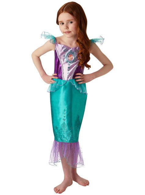 Prinzessin Arielle Kostüm für Mädchen - Arielle, die Meerjungfrau