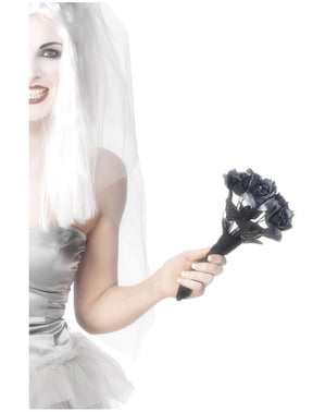 Ramo de novia zombie