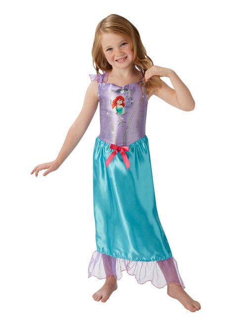 Kostium Ariel classic dla dziewczynki - Mała Syrenka