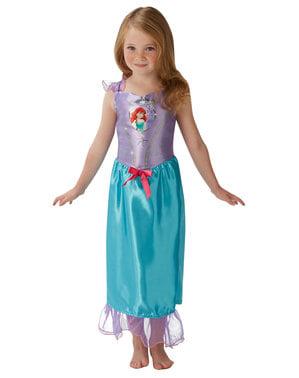 Costum Ariel classic pentru fată - Mica Sirenă