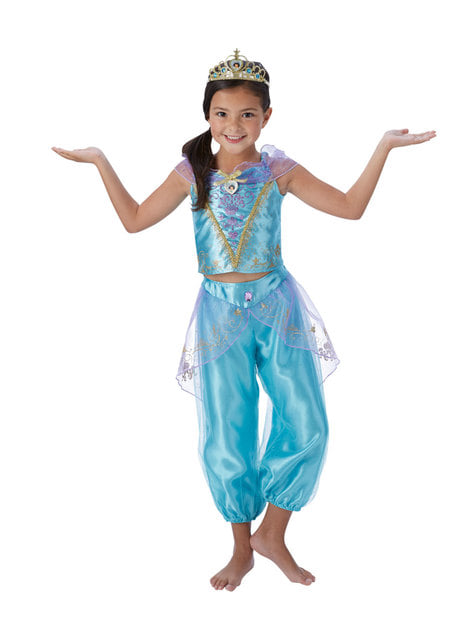Kostium Jasmine dla dziewczynki - Aladyn