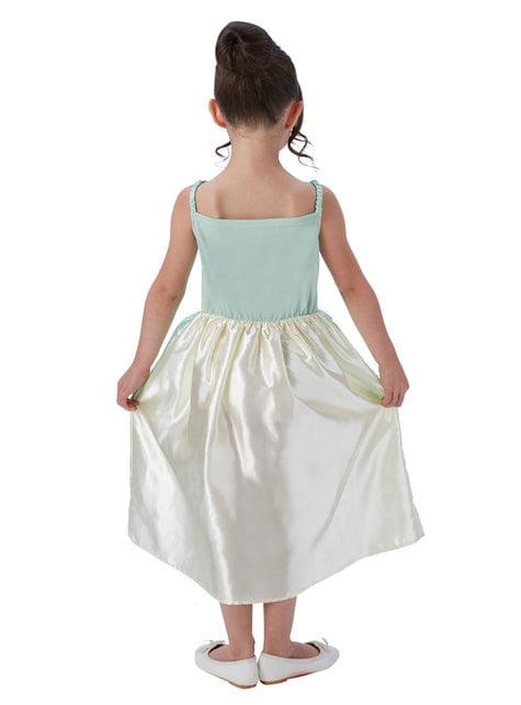 Disfraz de Tiana para niña - Tiana y el Sapo - original