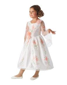 Costume di Bella Celebrazione per bambina- La Bella e La Bestia