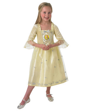 Maskeraddräkt Amber barn - Prinsessan Sofia
