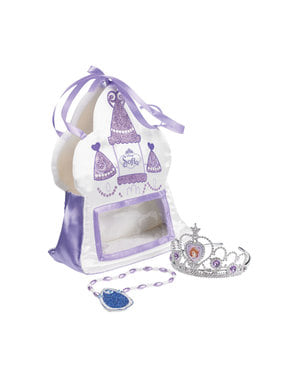 Set accessoarer Prinsessan Sofia