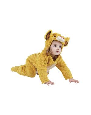 Bebekler için Simba kostümü - Aslan Kral