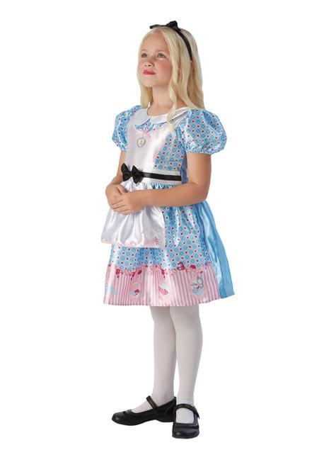 Alice kostuum voor meisjes - Alice in Wonderland