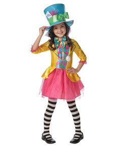 Disfraz de Sombrerero loco para niña - Alicia en el País de las Maravillas  ... c8d26b1026a