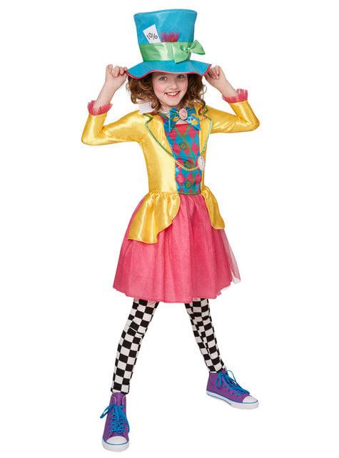 Disfraz de Sombrerero loco para adolescente - Alicia en el País de las Maravillas