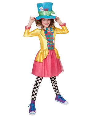 Kostým pro teenagery Bláznivý kloboučník - Alenka v říši divů