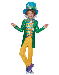 Disfraz de Sombrerero loco para adolescente niño - Alicia en el País de las  Maravillas 4fbfa305bee
