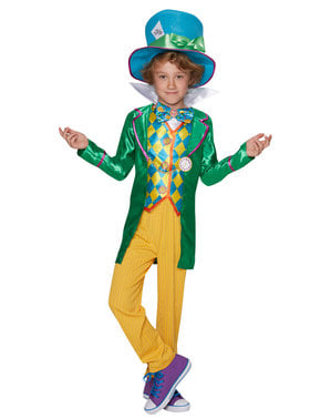 Mad Hatter costume for teenage boys - Alice in Wonderland