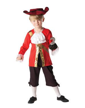Kaptajn Klo kostume til børn