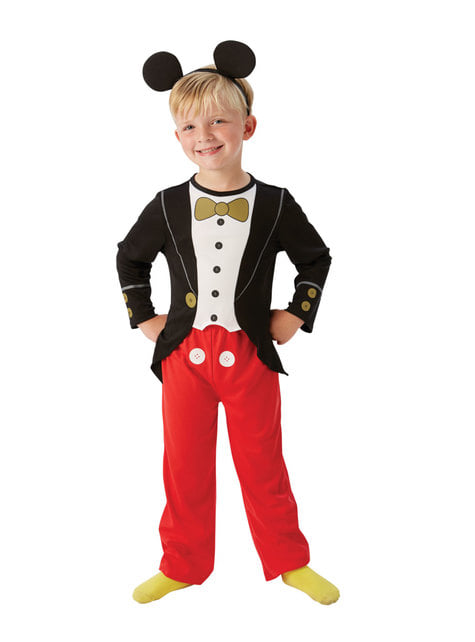 Mickey Mouse costume for a child