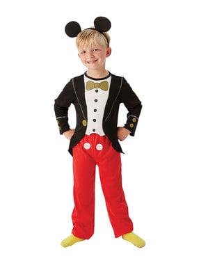 Fato de Mickey Mouse para menino