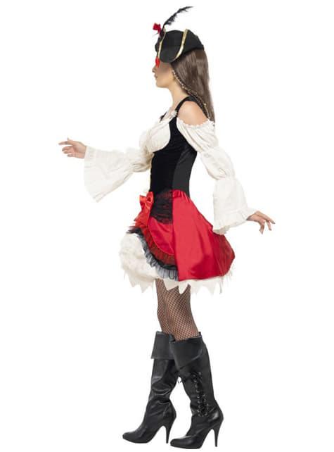 Disfraz de pirata sexy para mujer - mujer