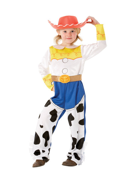 Disfraz de Jessie para niña - Toy Story