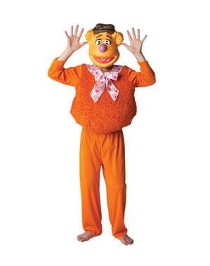 Fozzie çocuklar için ayı kostümü - Muppets