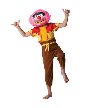Animal Deluxe The Muppets costume for kids