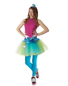 The Mad Hatter accessories kit for teenagers - Alice in Wonderland