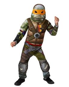 Disfraz de Tortuga Ninja musculoso para niño - Tortugas Ninja Fuera de las  sombras ... d98527d4f96