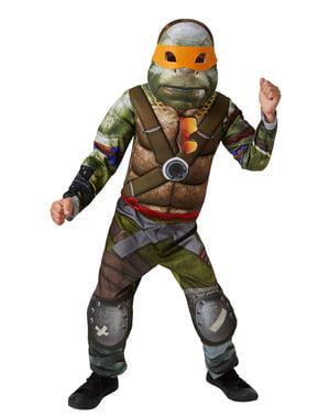 Costum Țestoasă Ninja musculos pentru băiat - Țestoasele Ninja Eroii Umbrelor