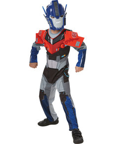 Disfraz de Optimus Prime deluxe para niño - Transformers Robots in Disguise