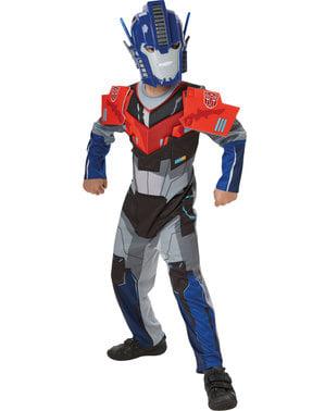 Optimus Prime Kostüm deluxe für Jungen - Transformer: Robots in Disguise