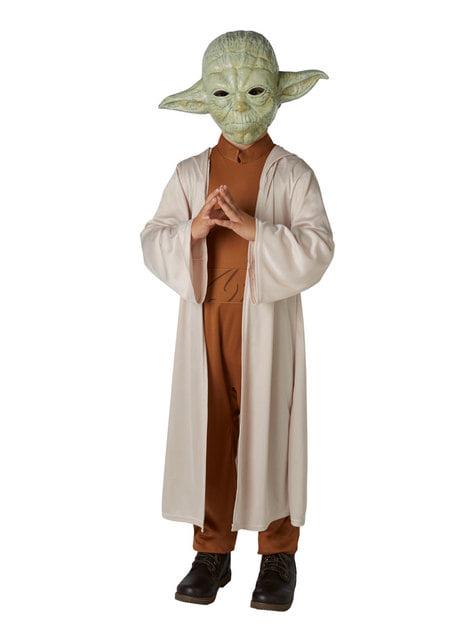 Strój Yoda dla chłopca - Star Wars
