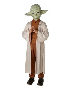 Maskeraddräkt Yoda barn - Star Wars