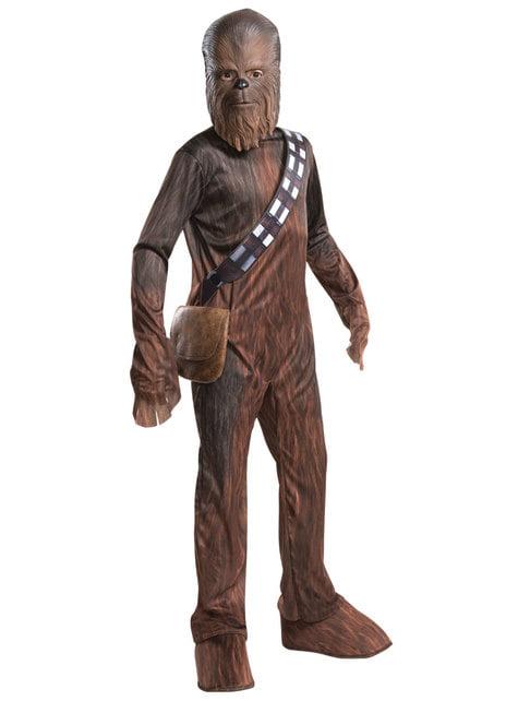 Disfraz de Chewbacca infantil - Han Solo: Una historia de Star Wars