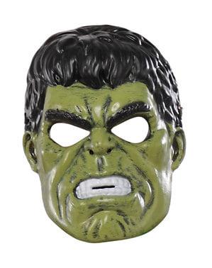 Hulken maske barn